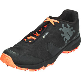 Icebug Pytho4 BUGrip - Zapatillas running Mujer - negro